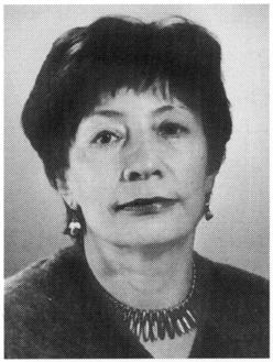 проф. Зинаида Яковлевна Тураева