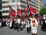 Парад в честь дня Конституции - главное событие страны
