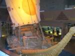 "Знаменитая лодка Тура Хейердала в музее ""Кон-Тики"""