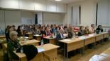 Участники школы-семинара - герценовцы и гости