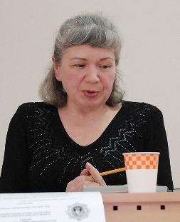 Ирина Александровна Каргаполова