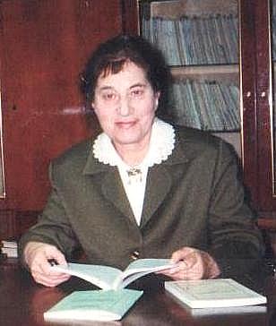 Вера Михайловна Аринштейн
