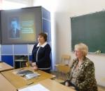 Руководители проекта: зав. каф. проф. И.А.Щирова и директор музея РГПУ Е.М.Колосова