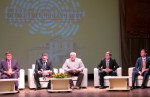 Открытие конференции: проф. А.А.Кибрик, проф. Ю.И. Александров